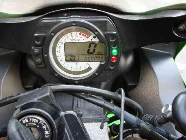 Kawasaki ZX 6R (2003-2004): Solid Kawa sport sensation | moto-choice com